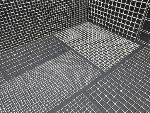 Lưới inox đan 3