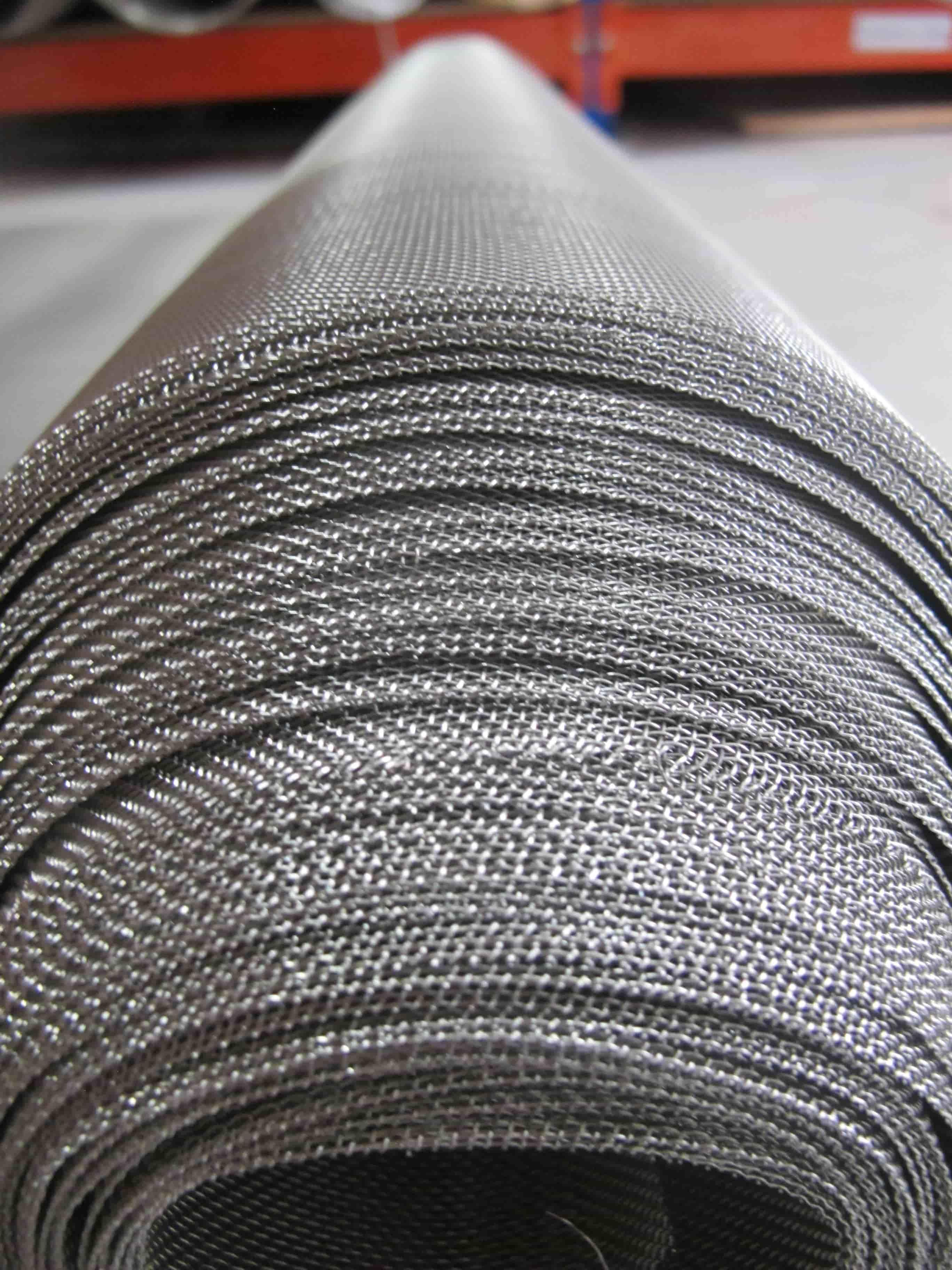 Lưới inox đan 5
