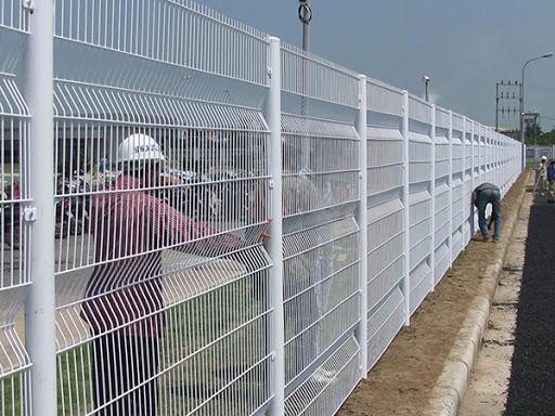 Lưới rào bảo vệ 1