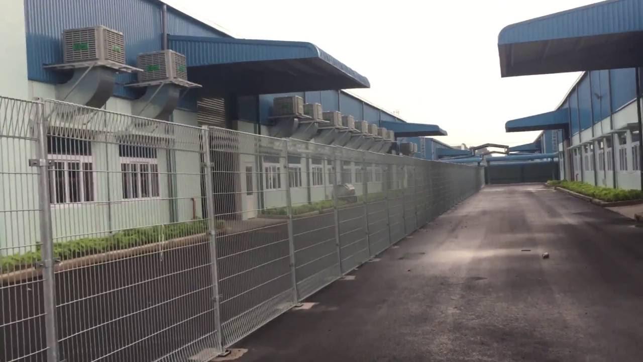 Lưới rào bảo vệ 5