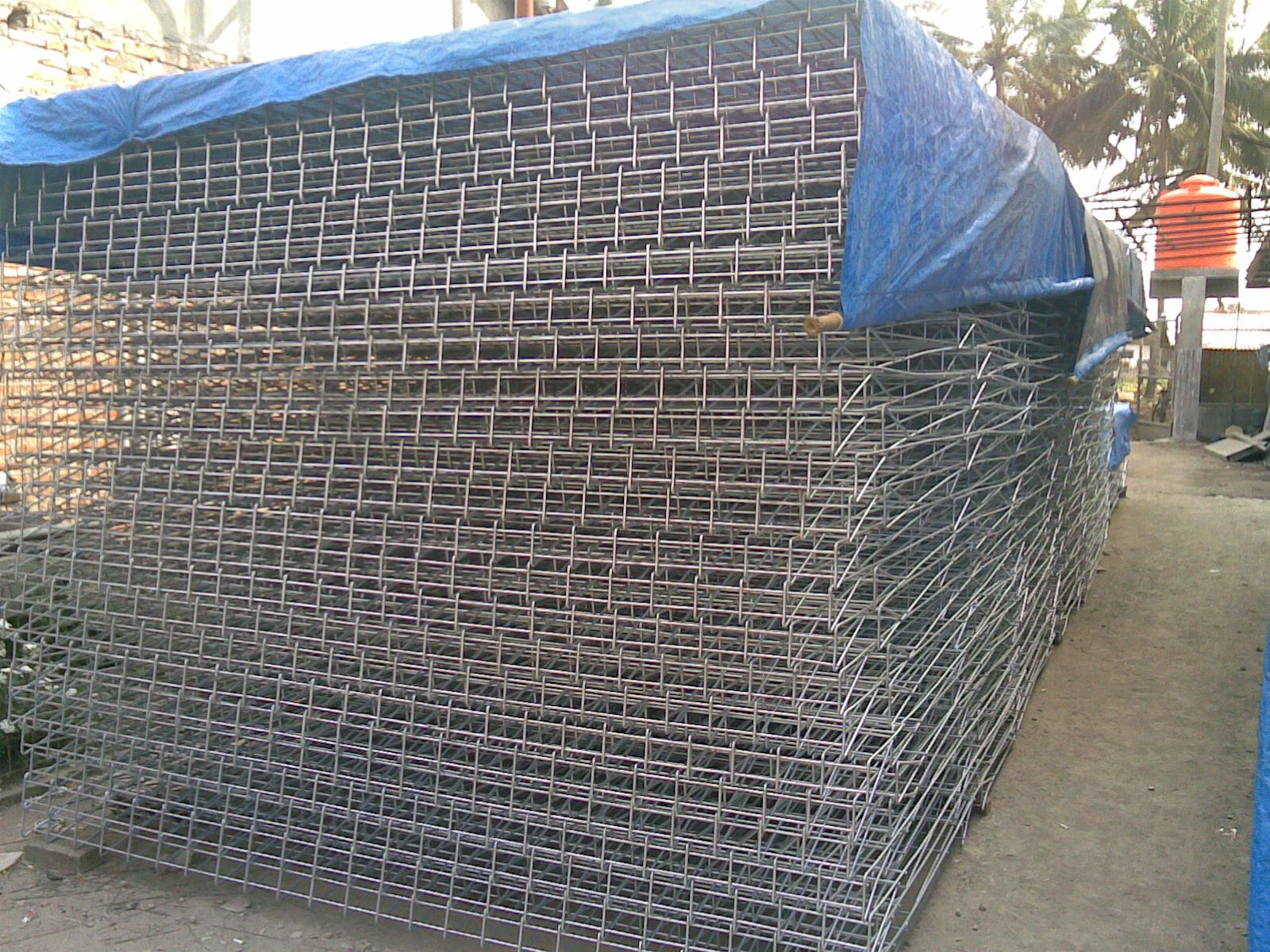Lưới thép hàn xây dựng 3